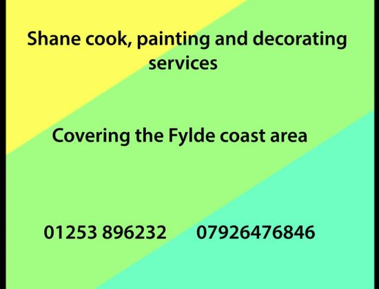 Shane Cook Painting and Decorating Services