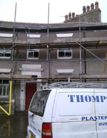 Thompson Plasterers Fleetwood